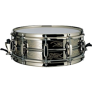 Tama-Kenny-Aronoff-Signature-Brass-Snare-Drum-5x14-5X14-Inches