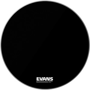 Evans-Resonant-Black-Bass-Drumhead-20-Inch