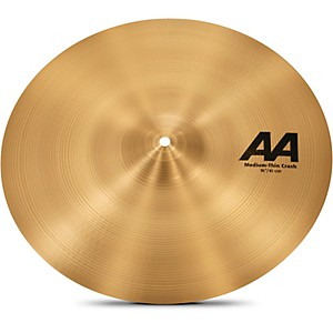 Sabian-AA-Medium-Thin-Crash-16-Inches