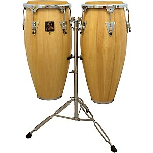 LP-LPA646-Aspire-Conga-Set-with-Double-Stand-Natural