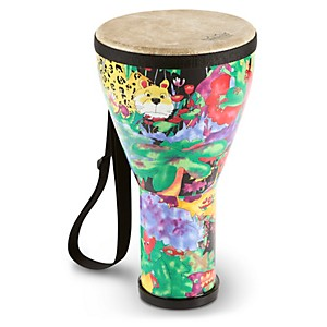 Remo-Kid-s-Percussion-Rain-Forest-Djembe-Standard