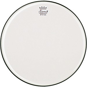 Remo-K-Falam-Smooth-White-Snare-Side-Drum-Head-14-Inch