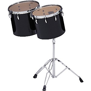 Pearl-PTE1314-13--x-11--14--x-12--Concert-Tom-Set-Midnight-Black