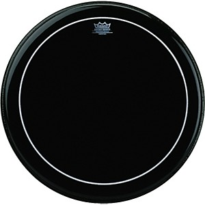 Remo-Ebony-Series-Pinstripe-Bass-Drumhead-16-Inches