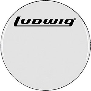 Ludwig-LW4200-Smooth-White-Bass-Drum-Head-20-Inch