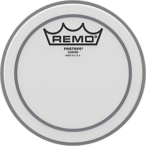 Remo-Pinstripe-Coated-Drumhead-6-Inches