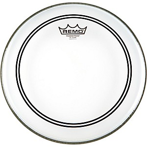 Remo-Powerstroke-3-Clear-Batter-10-Inches