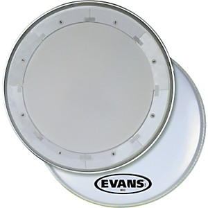 Evans-MX1-White-Marching-Bass-Drum-Head-32-Inch