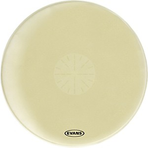 Evans-Strata-1400-Orchestral-Bass-Drumhead-with-Power-Center-Dot-36-Inch