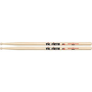 Vic-Firth-American-Sound-Hickory-Drumsticks-Wood-5A
