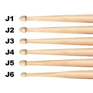 Vic-Firth-American-Jazz-Hickory-Drumsticks-Wood-J1