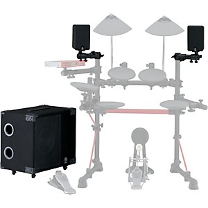 Yamaha-MS-100DR-Electronic-Drum-Kit-Monitor-System-Standard