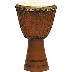 Overseas-Connection-Traditional-Djembe-Natural-9x17-Inch