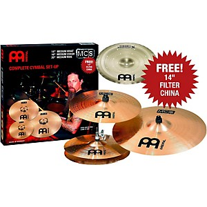Meinl-MCS-Cymbal-Pack-with-Free-Filter-China-Standard
