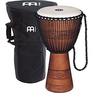 Meinl-African-Djembe-With-Bag-Medium