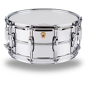 Ludwig-Supraphonic-Snare-Drum-Chrome-6-5X14-Inches