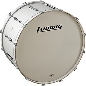 Ludwig-LE-CB-Bass-Drum-White-16x32