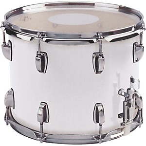 Ludwig-Strider-Snare-Drum-White-10x14