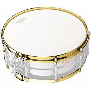 Ludwig-Die-Cast-Snare-Drum-Hoop-Bottom-Brass-14-Inches