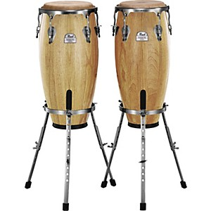 Pearl-Primero-Conga-Set-with-Basket-Stands-Natural
