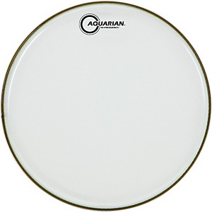 Aquarian-Hi-Frequency-Drumhead-Black-Clear-16-Inches