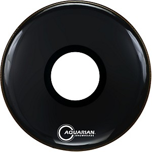 Aquarian-Regulator-Large-Black-Hole-Drumhead-Black-20-Inches