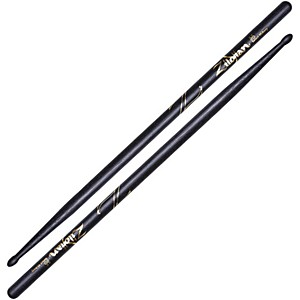 Zildjian-Hickory-Series-Black-Drumsticks-5A-Wood