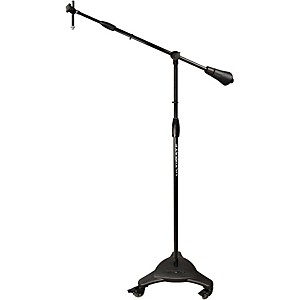 Ultimate-Support-MC-125-Professional-Studio-Boom-Stand-Black