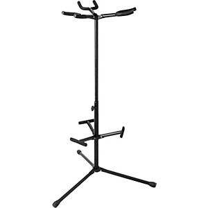 On-Stage-Stands-GS-7355-Hang-it-Triple-Guitar-Stand-Standard