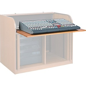 Raxxess-Sliding-Pull-Out-Shelf-for-ERT-Desk-Cherry