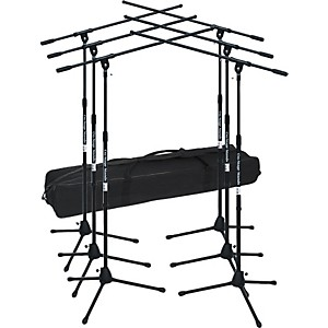 On-Stage-Stands-Mic-Stand-Package-Standard