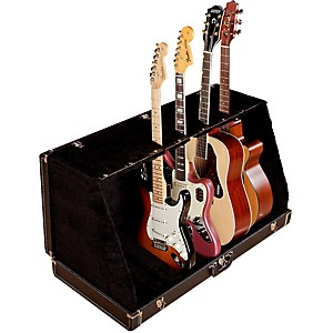 Fender-7-Guitar-Case-Stand-Black