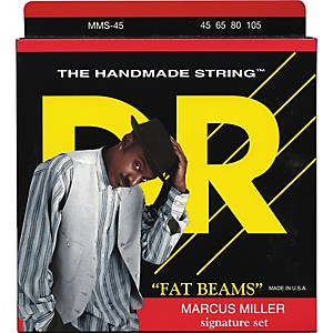 DR-Strings-Marcus-Miller-Fat-Beams-4-String-Bass--45--65--80--105--Standard