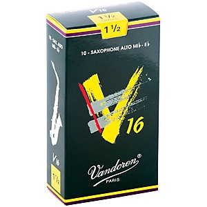 Vandoren-Alto-Sax-V16-Reeds-Strength-1-5-Box-of-10