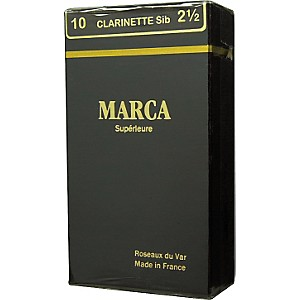 Marca-Bb-Clarinet-Superieur-Reeds-Strength-2-Box-of-10