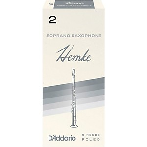 Frederick-Hemke-Soprano-Saxophone-Reeds-Strength-2-Box-of-5