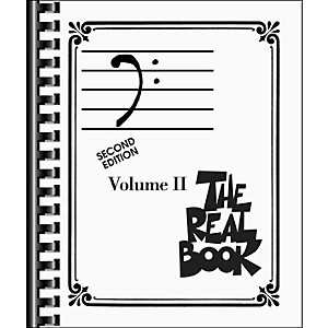 Hal-Leonard-The-Real-Book-Volume-2---C-Edition-Bass-Clef-Edition