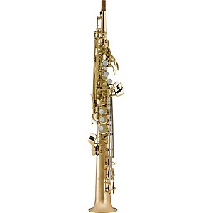 Selmer-SSS280R-La-Voix-II-Soprano-Saxophone-Outfit-Lacquer