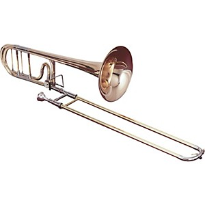 Getzen-1047F-Eterna-Series-F-Attachment-Trombone-1047Fr-Red-Brass-Bell