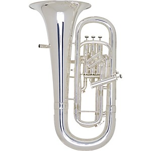Miraphone-1258A-Series-Compensating-Euphonium-1258AS-Silver