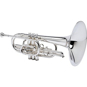 Blessing-BM-100-Series-Marching-F-Mellophone-Silver