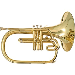 Blessing-BM-400-Series-Marching-F-French-Horn-Silver