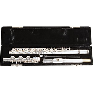 Gemeinhardt-Model-3-Flute-Offset-G--B-Foot