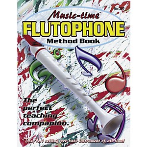 Grover-Trophy-Music-time-Flutophone-Method-Book-Music-Time-Book