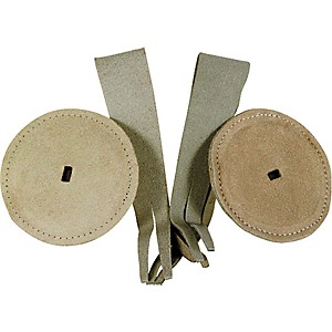 Duplex-Pad-And-Strap-Set-For-Cymbals-With-Leather-Pads