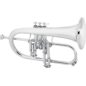 King-2020-Legend-Series-Bb-Flugelhorn-2020SP-Silver