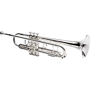 Jupiter-1602S-XO-Professional-Series-Bb-Trumpet-1602S-Silver---Yellow-Brass-Bell