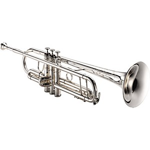 Jupiter-1604S-XO-Professional-Series-Bb-Trumpet-1604S-Silver---Yellow-Brass-Bell