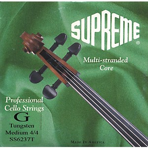 Super-Sensitive-Supreme-Cello-Strings-G--Medium-4-4-Size
