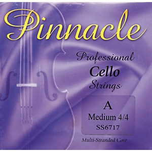 Super-Sensitive-Pinnacle-Cello-Strings-Set--Medium-4-4-Size